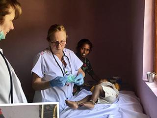 Salud e Higiene en Kanganahalli